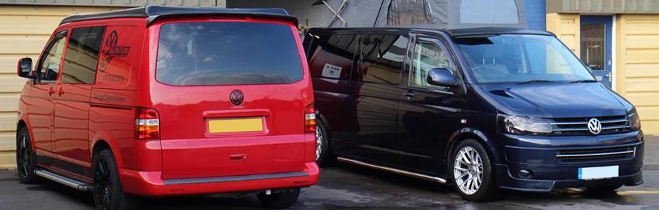 Taunton T5 Van Conversion Specialists