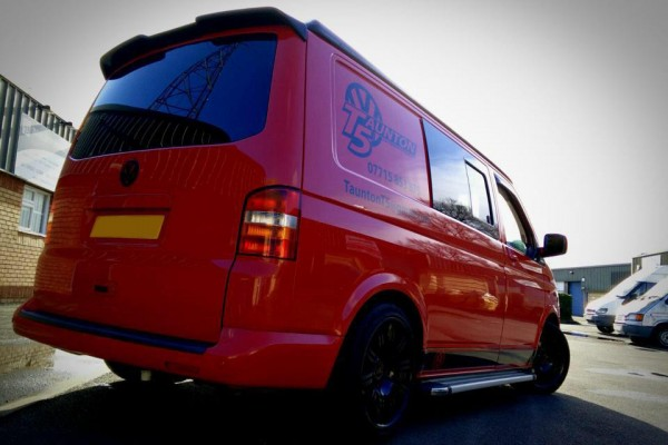 About Taunton T5 Van Conversion Specialists